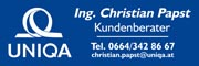 UNIQA Kundenberater Ing. Christian Papst